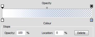 Gradient Opacity