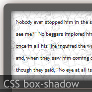 css-box-shadow
