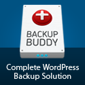 Backup Buddy - Complete WordPress Backup Solution