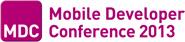 Mobile Developer Conference 2013